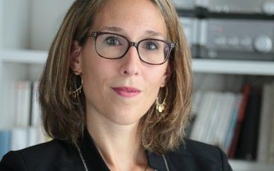 """Delphine Cohen : """"Avec le confinement, les femmes ont davantage fait appel aux soins de la peau"""""""